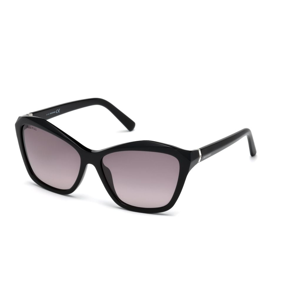 Óculos de Sol Black   Swarovski - swarovski bcc9a7608c