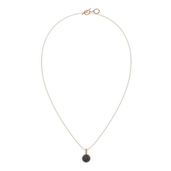 Colar-Lollypop-Preto-Metal-rose-Gold