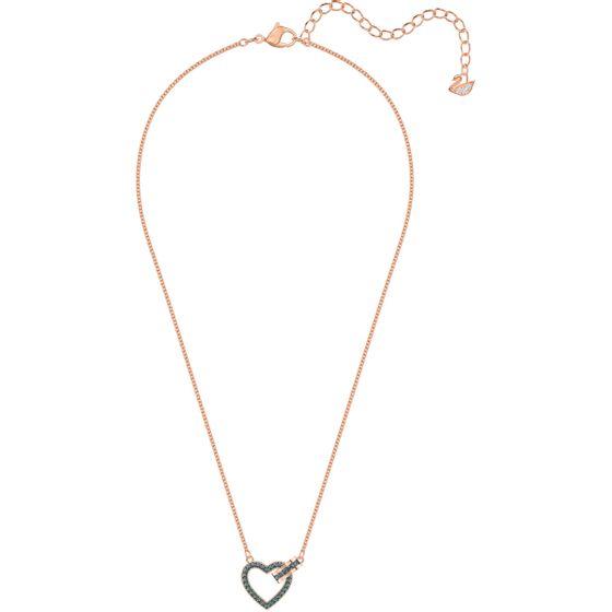 Colar-Lovely-Cinza-Banho-de-ouro-rosa