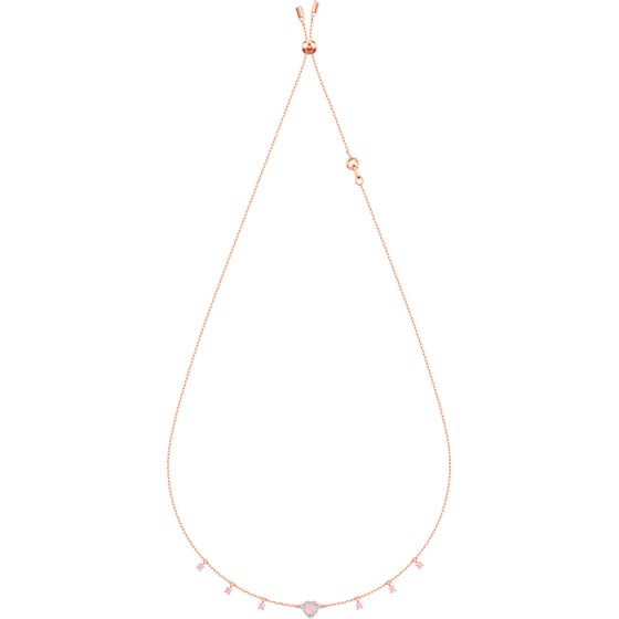 Gargantilha-One-Multicolor-Banho-de-ouro-rosa