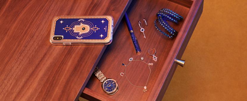 SWAROVSKI - Cristal, Jóias, Acessórios de Moda e Relógios