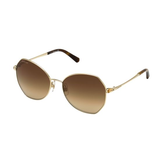 Oculos-de-Sol-Swarovski-Marrom