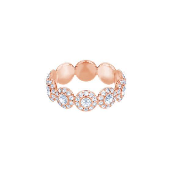 Anel-Angelic-Branco-Revestido-em-Tom-de-Ouro-Rosa