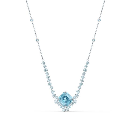 Colar-Sparkling-Azul-Revestido-a-Rodio
