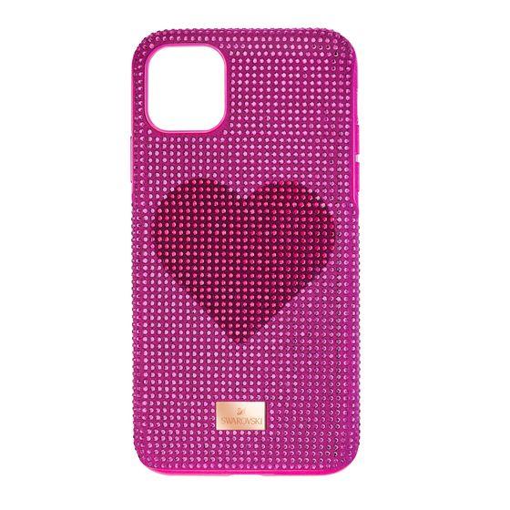 Capa-para-Smartphone-Crystalgram-Heart-com-Protecao-Antichoque-iPhone®-11-Pro-Max-Rosa