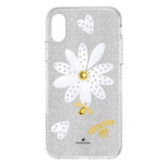 Capa-para-Smartphone-Eternal-Flower-com-Protecao-Antichoque-iPhone®-XS-Max-Multicolor