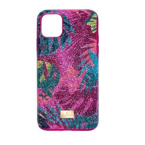 Capa-para-Smartphone-Tropical-com-Protecao-Antichoque-iPhone®-11-Pro-Max-Multicolor