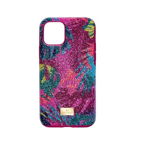 Capa-para-Smartphone-Tropical-com-Protecao-Antichoque-iPhone®-11-Pro-Multicolor