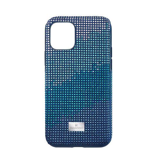 Capa-para-Smartphone-Crystalgram-com-Protecao-Antichoque-iPhone®-11-Pro-Azul