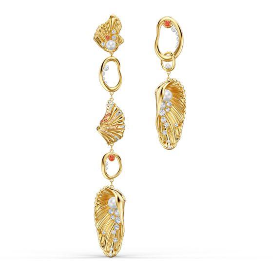 Brincos-Shell-Angel-Multicolor-Revestidos-em-Tom-de-Ouro