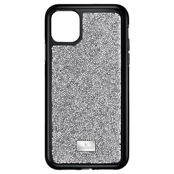 Capa-para-Smartphone-Glam-Rock-com-Protecao-Antichoque-iPhone®-11-Pro-Prata