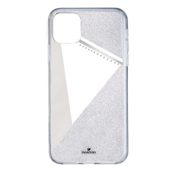 Capa-para-smartphone-com-para-choque-iPhone®-11-Pro-tom-prateado