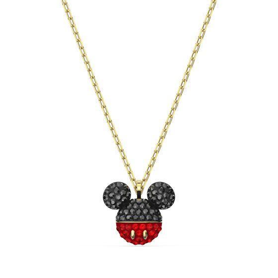 Pingente-Mickey-Preto-Dourado