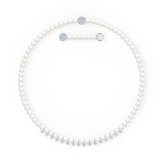 Colar-Treasure-Pearls-branco-banhado-a-rodio