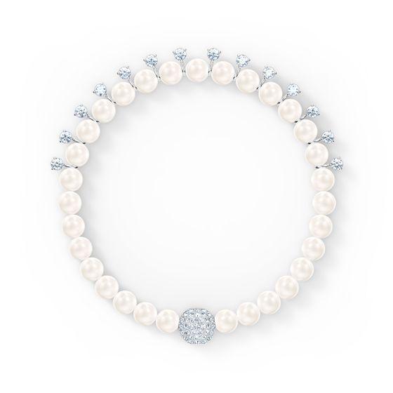 Pulseira-Treasure-Pearl-branca-banhada-a-rodio