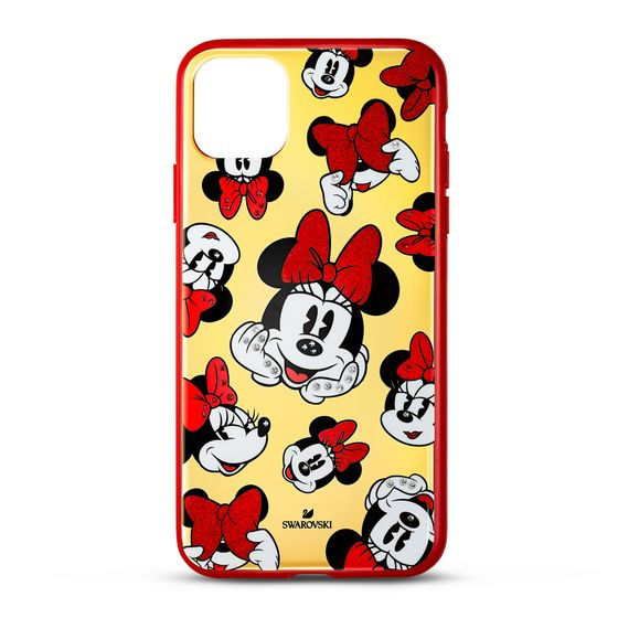 Capa-para-smartphone-Minnie-com-para-choques-iPhone®-11-Pro-Max-multicolorida