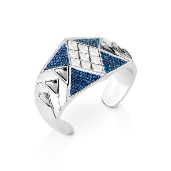 Bracelete-Karl-Lagerfeld-azul-banhado-a-paladio