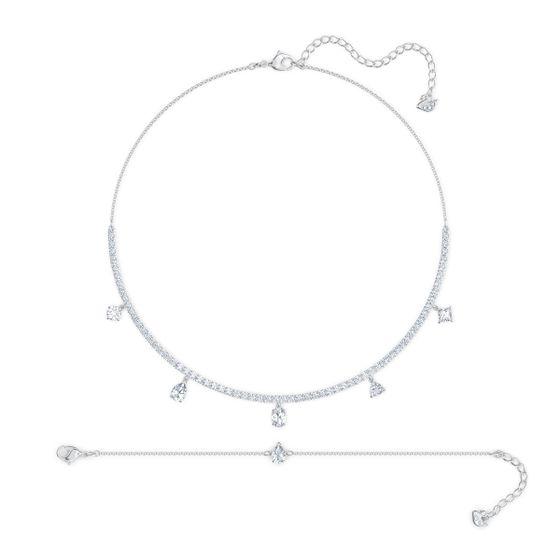 Conjunto-Tennis-Deluxe-branco-banhado-a-rodio