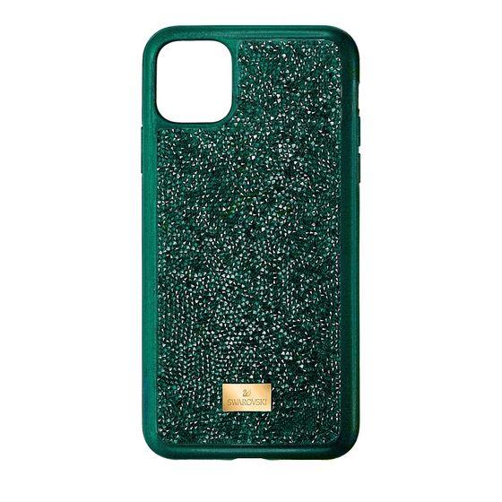 Capa-para-smartphone-Glam-Rock-com-amortecedor-iPhone®-11-Pro-Max-verde